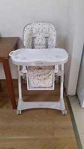Highchair steelcraft West Ryde Ryde Area Preview