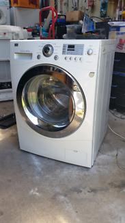 Washing machine LG F/L large 8.5kg