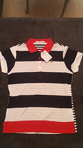 NWT Ladies Polo T-shirt Size S Fitzgibbon Brisbane North East Preview