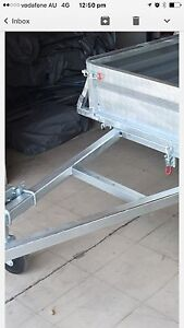 Brand New 6x4 Tipper Tilt Hot Dipped  Galvanized Trailer Collingwood Park Ipswich City Preview