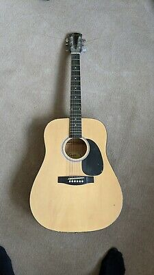 Fender Squire acoustic guitar