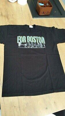 """T-shirt Dropkick murphys """" For Boston """" L"""