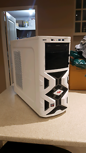 AMD FX/NVIDIA CUSTOM GAMING BUILD Australind Harvey Area Preview