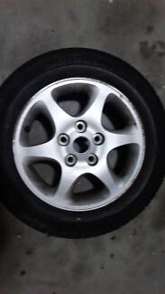 Bridgestone Tyre 195/60R15 Lennox Head Ballina Area Preview