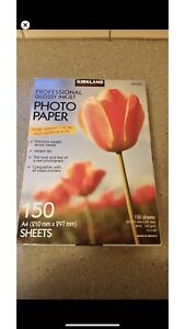 Wanted: Photo paper (KIRKLAND) ***Wanted***