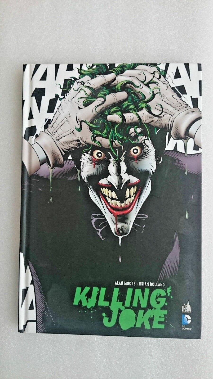 Batman The Killing Joke  Graphic Novel by DC Comics (Hardback 2008)