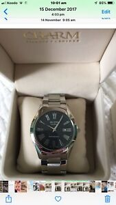 Brand New in boxes Man watch & ladies