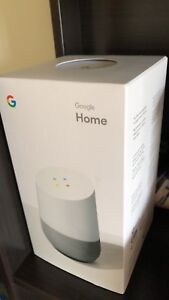 Brand New in box - Google Home