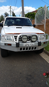 2003 NISSAN PATROL 1 YEAR REGO Old Guildford Fairfield Area Preview