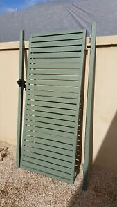 Quality Security Gate with secure latch