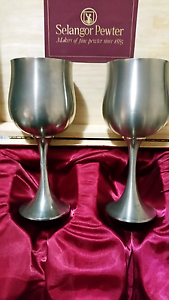 Pewter goblets Bundall Gold Coast City Preview