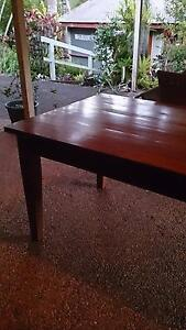 balinese dining table Palmwoods Maroochydore Area Preview