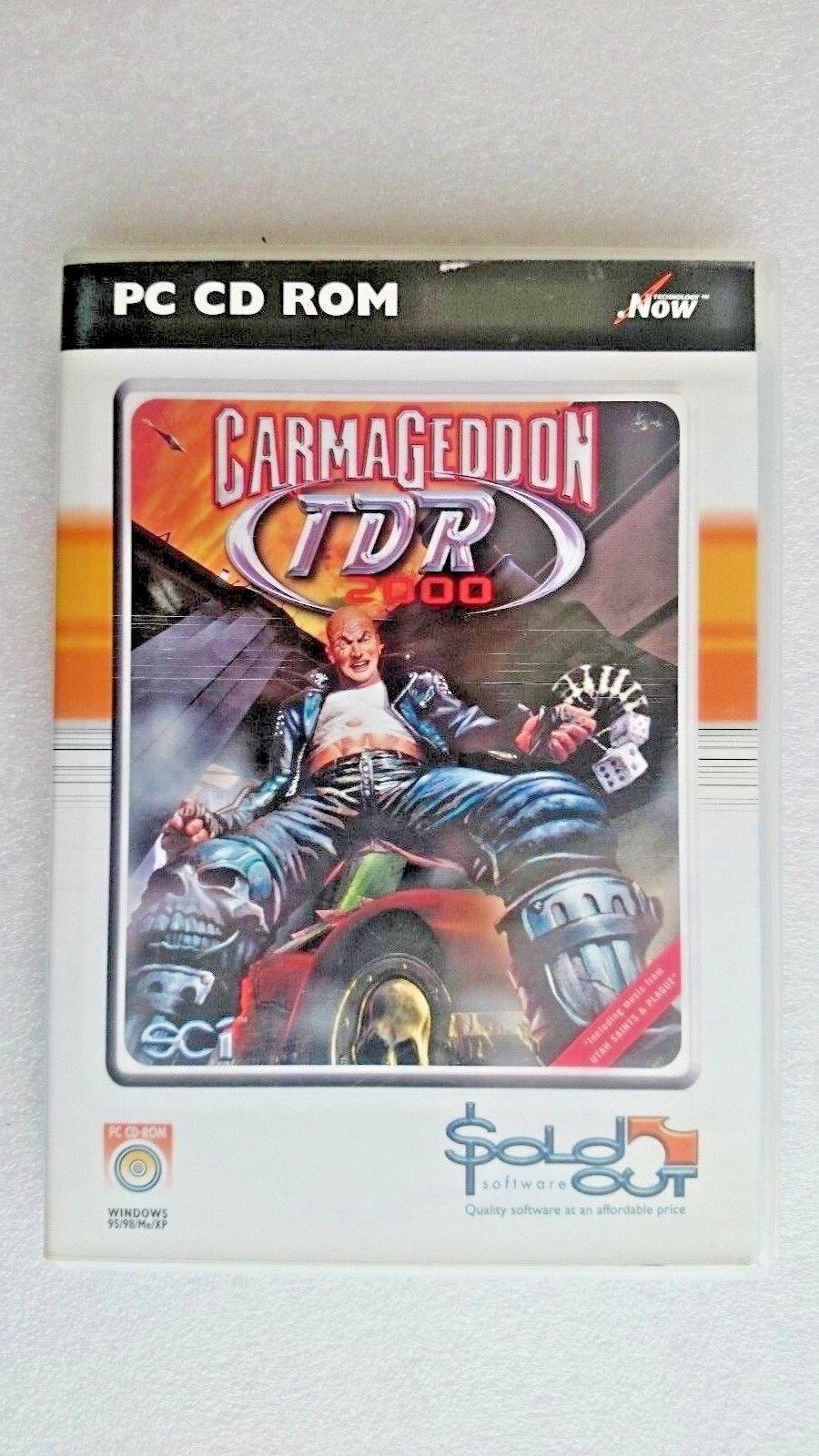 Carmageddon TDR 2000 (PC Windows 2000)