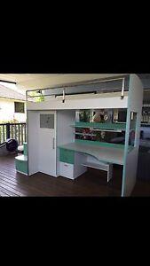 Amazing & Huge Ship Cabin Loft Bed bunk Ashgrove Brisbane North West Preview