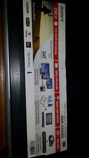 Sony 1080p Hard disc Dvd Recorder