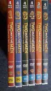 brand new DVD season 1 to 6 Telarah Maitland Area Preview