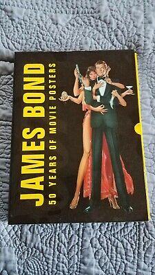 James Bond - 50 Years of Movie Posters by Dorling Kindersley