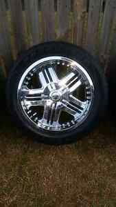 20 INCH 4X4 CHROME WHEELS Bentley Park Cairns City Preview