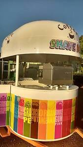 Shave Ice / Coffee Tralier Federal Noosa Area Preview