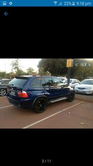BMW X5 4.8is M upgrade Immaculate  Bayswater Bayswater Area Preview