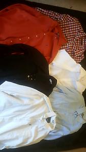 Men's designer clothes lot #3 size xl price is 4 lot Mitchelton Brisbane North West Preview