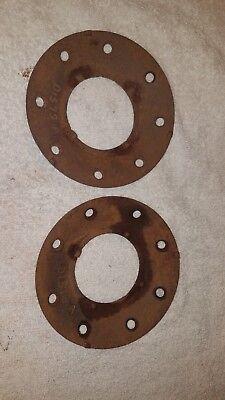 Vintage Steampunk Planter Plates D1579a Hotplate