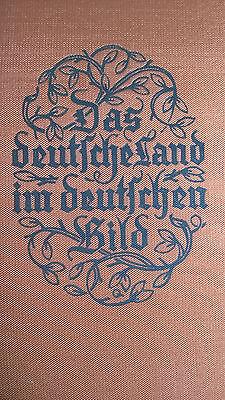 Das deutsche Land im deutschen Bild  ,  1930  Die Buchgemeinde Berlin