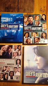 Grey s anatomy saison 8-9-10-11