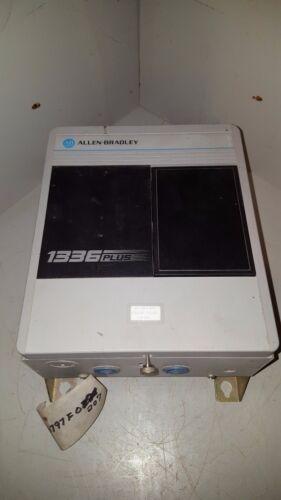 Allen Bradley 1336 Plus AC Motor Drive, Series A, 1336S-BRF10-AA-EN-L5