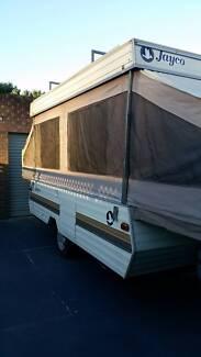 1990 Jayco Dove Camper Van