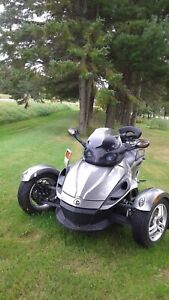 Can Am Spyder RS-S 990 SE5 M 2011