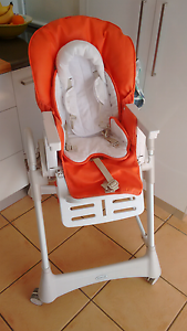 Steelcraft high chair Highland Park Gold Coast City Preview