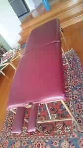 Professional massage table Alphington Darebin Area Preview