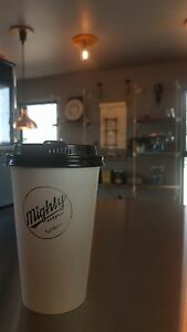 Modern rustic Industrial Cafe for sale Helensvale Gold Coast North Preview
