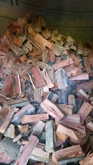 Firewood seasoned hardwood $120 m3 (15 bags) DELIVERED FREE .