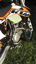 2014 KTM 450 EXC road registerable dirt bike, low km, Immaculate Anula Darwin City Preview