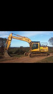 20 ton excavator Hyuandai  Whyalla Whyalla Area Preview