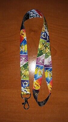 The Best Pokemon Game Ever Cell Phone Holder Lanyard with ID Bagde (Best Cell Phone Ever)