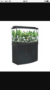 Aquarium 45gallons 150$