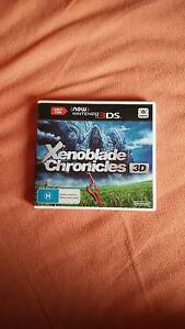 Xenoblade Chronicles 3DS Narre Warren South Casey Area Preview