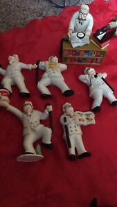 KFC figurines highly collectible