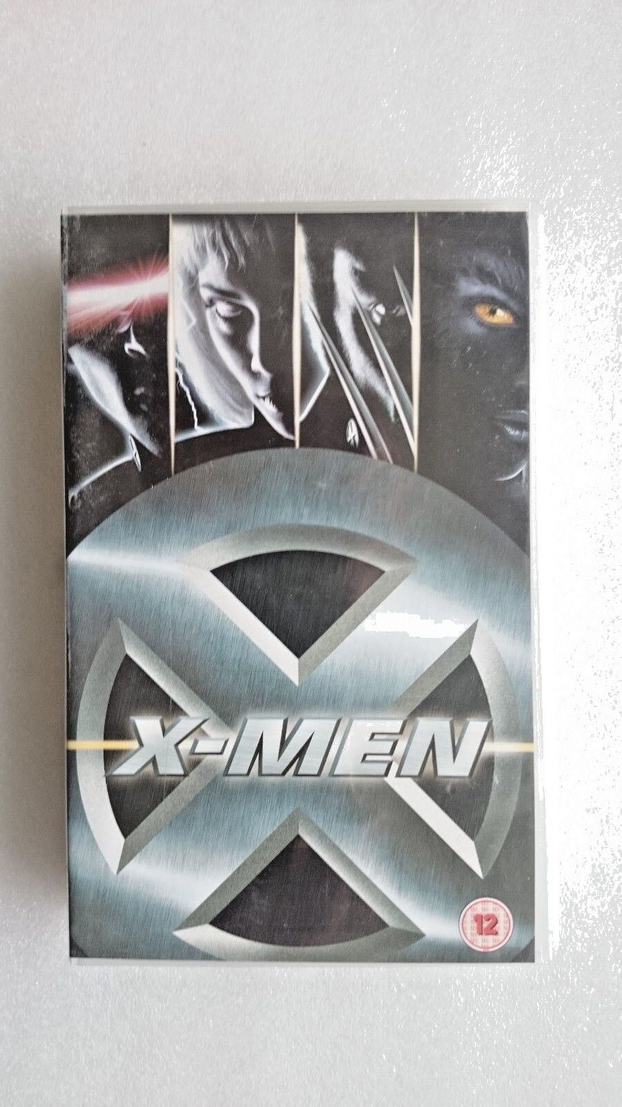 X-Men (VHS, 2001)
