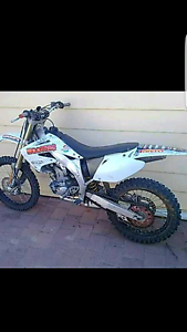 honda cr450r Roseworthy Gawler Area Preview