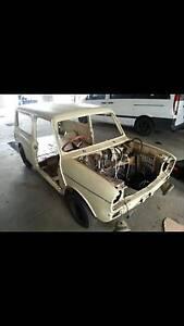 1972 Mini Van/Minivan - Unfinished Project Arundel Gold Coast City Preview