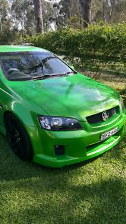 Holden SV6 Ute 2008 118000km's