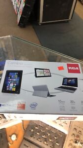 Never used rca cambio 2-in-1 notebook/tablet