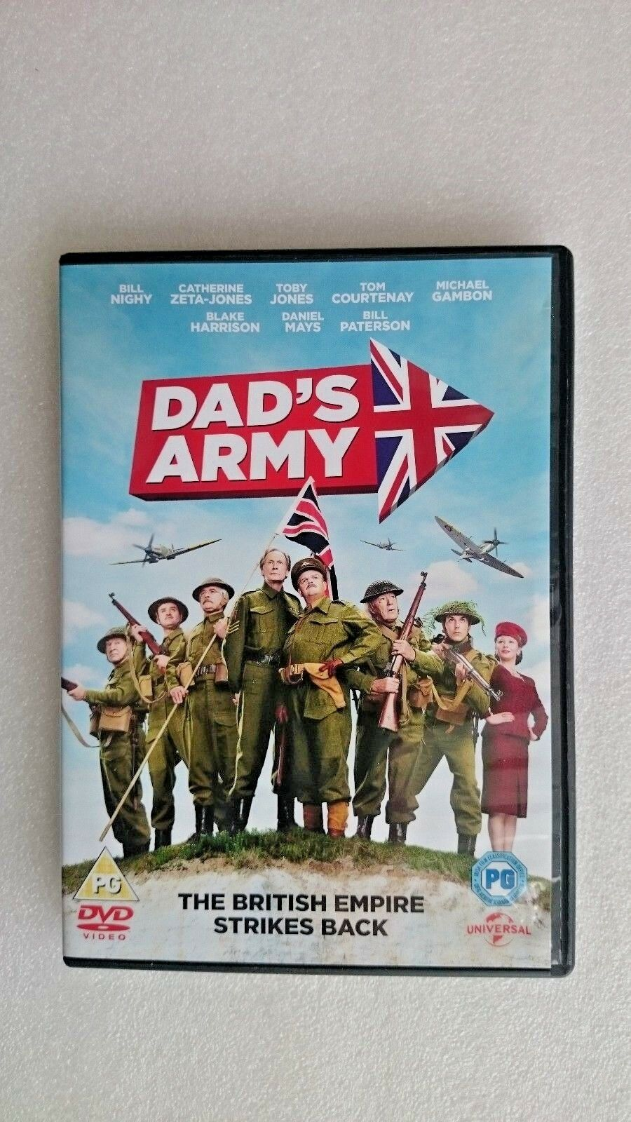 Dads Army- The British Army Strikes Back (DVD 2015)