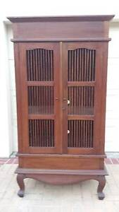 TALL BALINESE CABINET, GC! Greenslopes Brisbane South West Preview