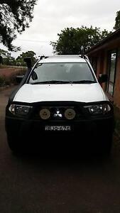 2009 Mitsubishi Triton Ute Wolumla Bega Valley Preview