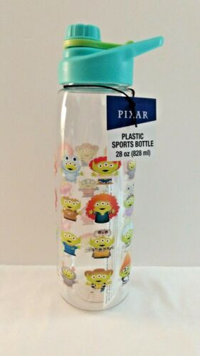 Disney Pixar Alien Remix Reusable Water Bottle 28oz NWT